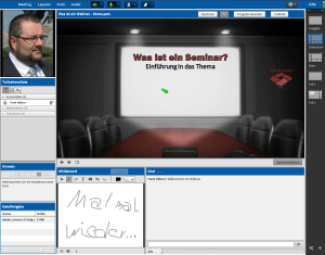 Was ist ein Webinar - Adobe Connect